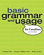 Basic Grammar and Usage for Canadians by…