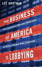 The Business of America is Lobbying: How…