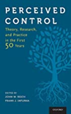 Perceived control : theory, research, and…