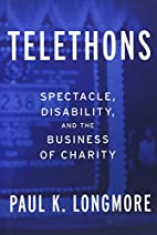 Telethons: Spectacle, Disability, and the…