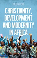 Christianity, Development and Modernity In…