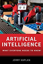 Artificial Intelligence: What Everyone Needs…