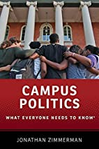 Campus Politics: What Everyone Needs to…
