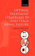 Optimal treatment strategies in end-stage…