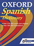 OUP: Oxford Spanish Dictionary CD-ROM