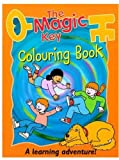 Brychta, Alex: The Magic Key: Colouring Book