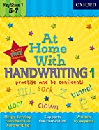 At home with handwriting. 1 by Jenny Ackland