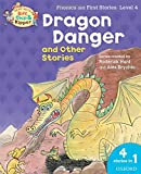 Hunt, Roderick: Dragon Danger and Other Stories. by Roderick Hunt, Cynthia Rider