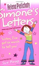 Simone's Letters by Helena Pielichaty