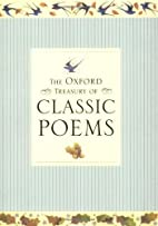 The Oxford Treasury of Classic Poems by…