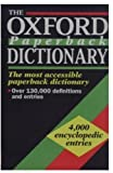 Pollard, Elaine: The Oxford Paperback Dictionary