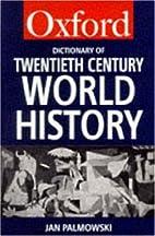 A Dictionary of Twentieth-Century World…