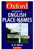 Mills, A. D.: A Dictionary of English Place-Names