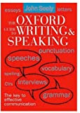 Seely, John: Oxford Guide to Writing and Speaking