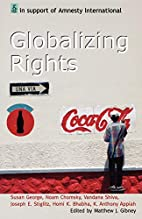Globalizing rights : the Oxford Amnesty…