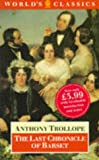 Trollope, Anthony: Last Chronicle of Barset