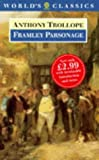 Trollope, Anthony: Framley Parsonage