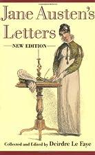 Jane Austen's letters by Jane Austen