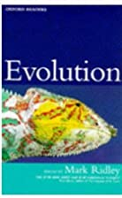 Evolution (Oxford Readers) by Mark Ridley