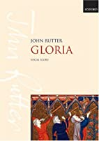 Gloria Vocal Score With Brass by John Rutter