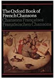 Dobbins, Frank: The Oxford Book of French Chansons