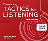 Collectif: Tactics for Listening: Developing: Class Audio CDs (4 Discs)