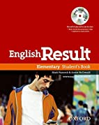 English Result: Elementary: Student's…