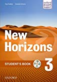 Collectif: New Horizons 3: Student's Book Pack