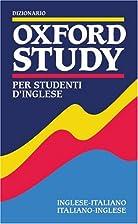 Oxford study: dizionario per studenti…