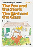 """Howe, D.H.: Start with English Readers: """"Fox and the Stork"""", """"Bird and the Glass"""" Grade 3"""