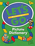 Nakata, Ritsuko: Let's Go Picture Dictionary: Monolingual