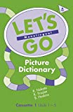 Nakata, Ritsuko: Let's Go Picture Dictionary Cassettes: Monolingual English