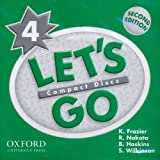 K. Frazier: Let's Go 4: Audio CD