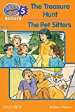 Hoskins, Barbara: The Treasure Hunt: The Pet Sitter (Let's Go  Reader.)