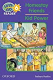 Hoskins, Barbara: The Homestay Friends: Kid Power (Let's Go Reader)