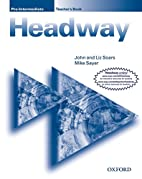 New Headway English Course by John Soars