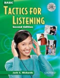 Richards, Jack C.: Basic Tactics for Listening: Student Book with Audio CD