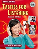 Richards, Jack C.: Developing Tactics for Listening: Student Book with Audio CD