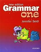 Grammar by Jennifer Seidl