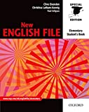 Oxford: New english file elem sb for spain