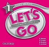 Nakata, Ritsuko: Let's Go 1 Audio CDs