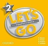 Nakata, Ritsuko: Let's Go 2 Audio CDs