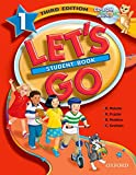 Nakata, Ritsuko: Let's Go 1 Student Book with CD-ROM (Let's Go Third Edition)