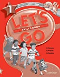 Nakata, R.: Let's Go 1: Let's Go 1 Skills Book with Audio CD Pack