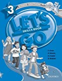 Hartzler, Christine: Let's Go 3 Skills Book with Audio CD (Let's Go Third Edition)