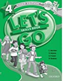 Hartzler, Christine: Let's Go 4 Skills Book with Audio CD (Let's Go (Oxford))