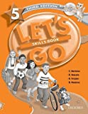 Hartzler, Christine: Let's Go 5 Skills Book with Audio CD (Let's Go (Oxford))