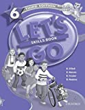 Hartzler, Christine: Let's Go 6 Skills Book with Audio CD (Let's Go Third Edition)
