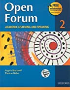 Open Forum Student Book 2: with Audio CD by…