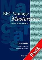 BEC Vantage MasterClass Workbook and AUdio…
